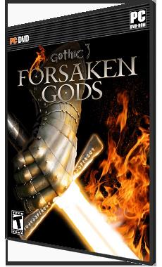 Forsaken Gods, фильмы, игры, музыка, кряки, моды, патчи, таблетки, софт, чи