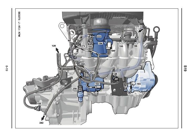 Скачать Renault Logan (Рено Логан): Схемы электрооборудования 2004, HTML/PDF бесплатно.