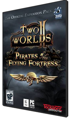Скачать NoCD/NoDVD(Crack) к игре Two Worlds II Pirates of the Flying