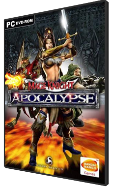 Скачать RUS Mage Knight Apocalypse / Рыцари Магии Апокалипсис - руси…