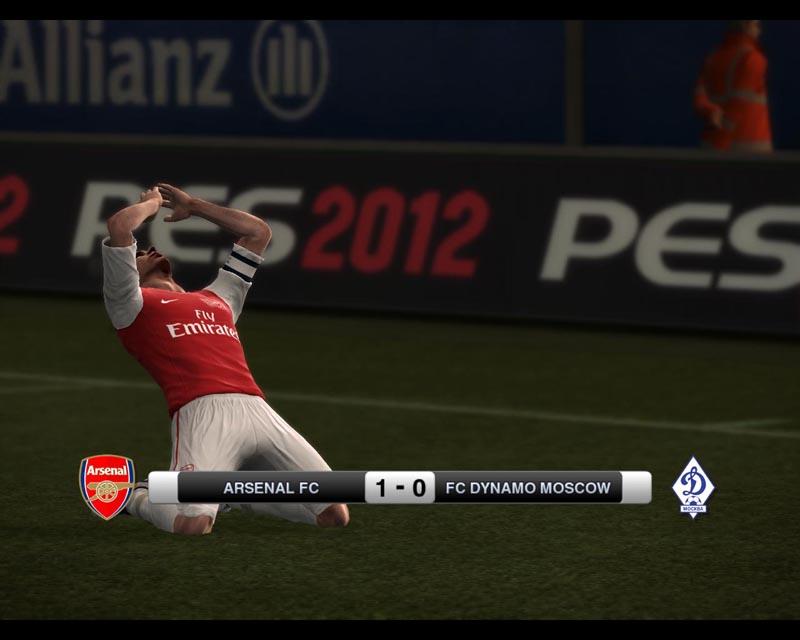 Patch 2.6 для Pro Evolution Soccer 2012 Патч 2.6 скачать бесплат