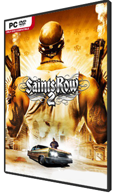 Скачать Nodvd, таблетка, кряк для Saints Row 2 EN/RU бесплатно. 23.05.2012
