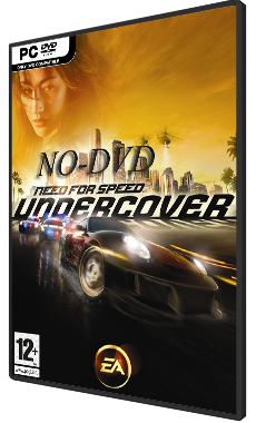 Скачать NO-DVD, кряк, таблетка для NFS Undercover бесплатно. 02.11