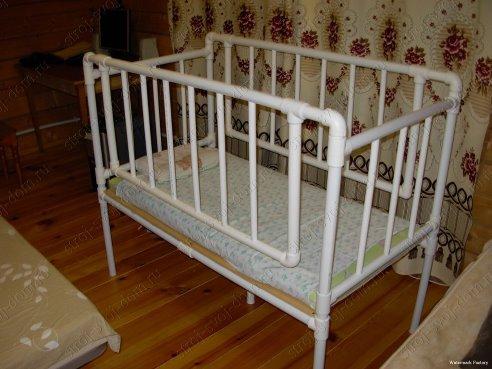 Сделай сам своими руками детская кроватка